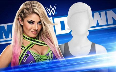 SmackDown大新闻:神秘人做客节目,兄弟之王洲际冠军赛,邪神重开萤火虫乐园
