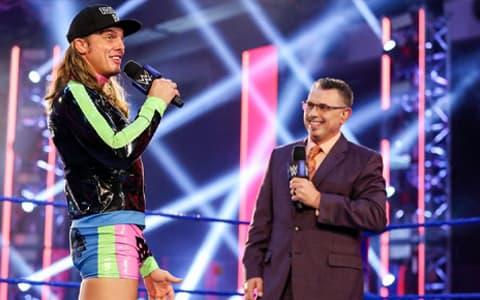 WWE二号天选之子?赤脚大仙里德尔被老板称为年轻版HBK!