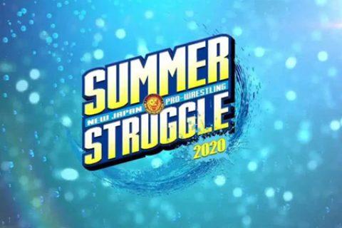 新日本摔角丨Summer.Struggle 07/31
