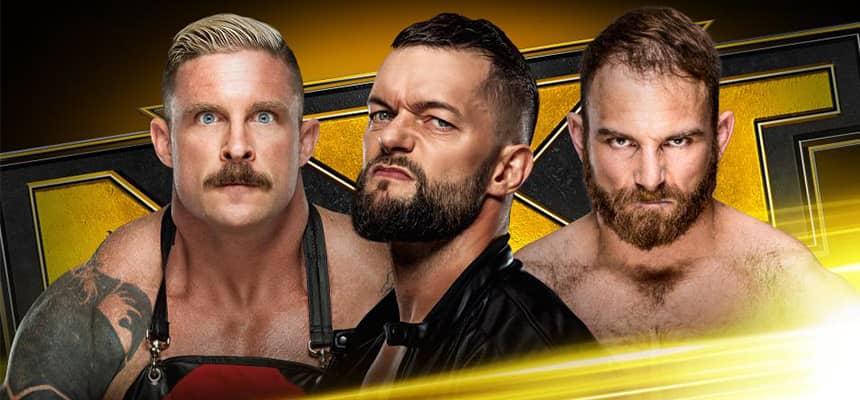 WWE2020NXT第573期
