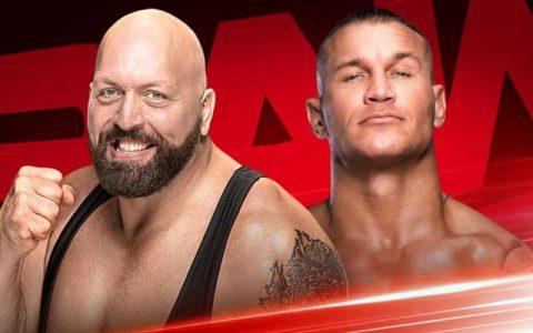 WWE2020RAW第1417期