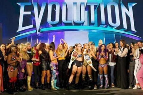 女子摔角的重磅消息,第二届女子进化革命真的要举行了吗?