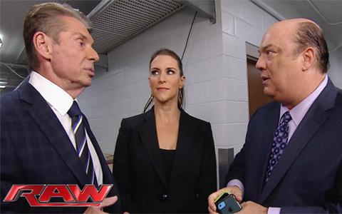 被撤职!被爆黑料!WWE保罗·海曼还呆得下去吗?