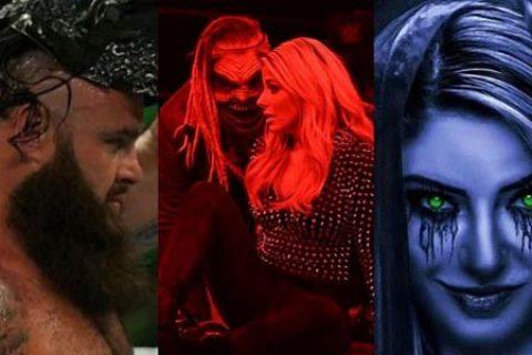 新小魔女布利斯已上线!WWE计划将三人的不同角色加到剧情中!