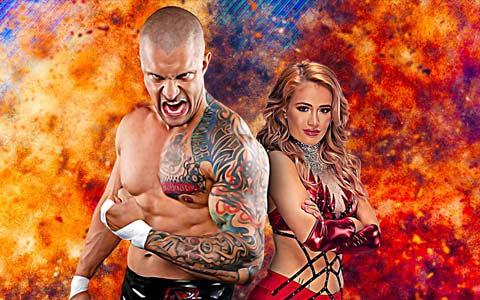 新任NXT冠军卡里昂·克罗斯比赛中途肩膀断裂,Triple H透露伤势严重可能休赛