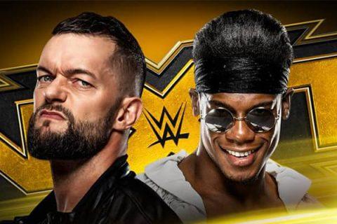 WWE2020NXT第576期