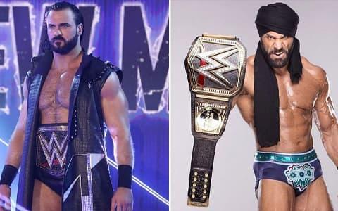 大股霸金德马哈准备强势回归!德鲁期望与他打一场WWE冠军比赛!