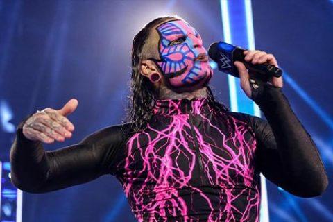 WWE彩虹战士-杰夫哈迪再成毒王!在新冠检测中结果呈阳性反应!