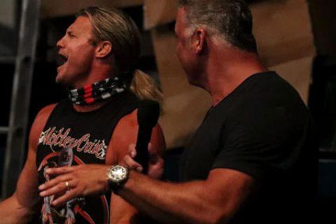 迫走儿子?WWE地下赛突然被撤除,太子爷谢恩麦克曼怒不可遏!