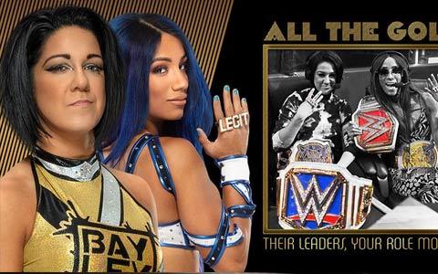 贝莉竟然想参加RAW地下赛?前WWE巨星却嘲笑地下赛只是个笑话!