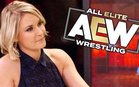 院长夫人蕾妮杨与WWE再无关系!加盟到AEW只是时间问题!