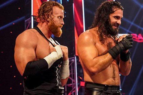 WWE神秘人雷尔一家人和赛斯罗林斯皆是墨菲棋子?