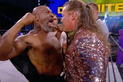 罗林斯和欧文斯都只服他!摔角界中真正的传承者-克里斯杰里科!