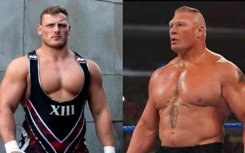 """过度吹嘘!WWE可能已经找到了 """"下一个大人物""""!"""
