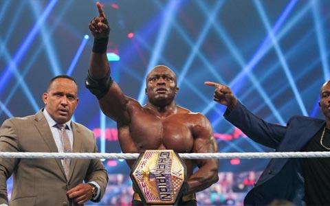 全能王的青天白日梦!我会一直在WWE等到布洛克·莱斯纳