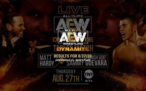 AEW Dynamite 第48期:布罗迪·李加冕仪式遭砸场