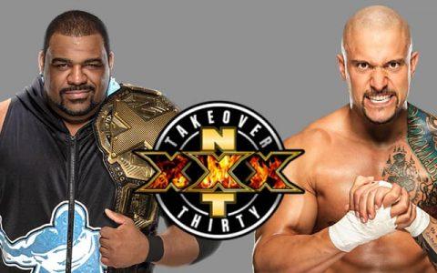第30届NXT接管大赛(TakeOver)
