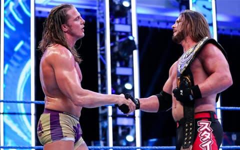 兄弟之王和AJ的比赛被强行取消!两位选手惺惺相惜希望未来可以再次合作