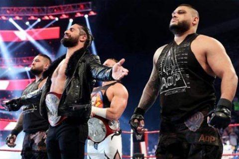 RAW罗林斯救世主集团将解体?AOP已退出,奥斯汀理论回流NXT!