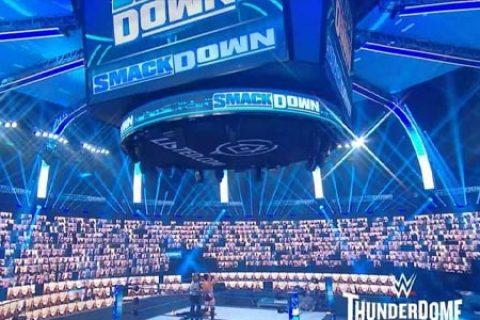 WWE公司将和雷霆体育场再续约一个月