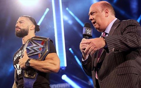 WWE变天了!祖宗布时代过去罗曼将成为最强者