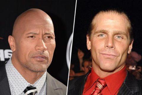 WWE执行总监透露强森和HBK为什么多年不和!