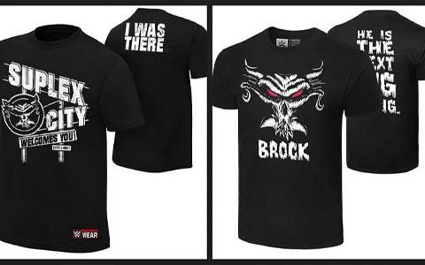 传奇选手布洛克·莱斯纳已成为摔角界自由人!AEW已经抛出橄榄枝