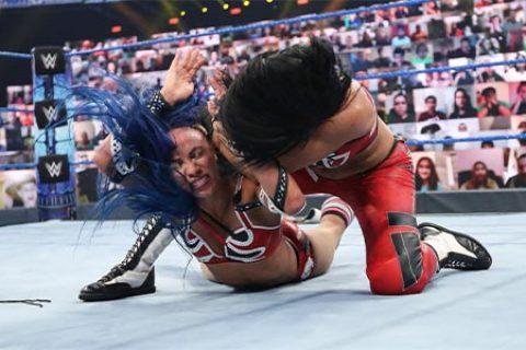 莎夏贝莉剧情拖得太久WWE也无从下手