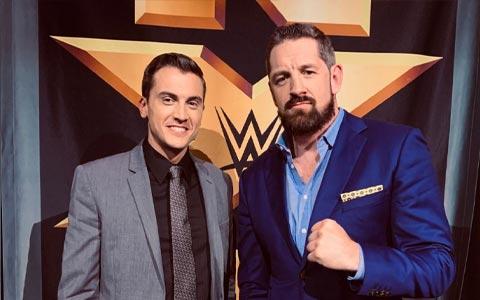 """""""坏消息""""巴雷特正式全职加盟NXT,王大锤HHH亲自迎接!"""