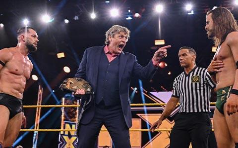 NXT铁人赛发生变故,亚当·科尔和芬·巴洛尔将在突然死亡赛中最终对决!