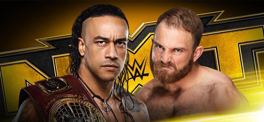 WWE2020NXT第580期