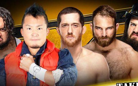WWE2020NXT第581期