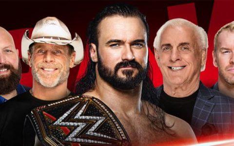 WWE2020RAW第1427期