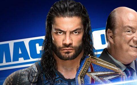 WWE2020SmackDown第1098期