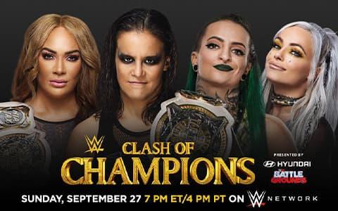 WWE官方发布最新消息!奈亚·贾克斯、善娜·巴斯勒和尼基·克罗斯疑似感染COVID-19?