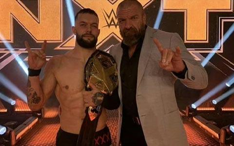 生死与共!WWE芬·巴洛尔眼中的Triple H