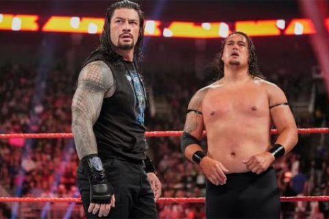 So Easy!罗曼表弟兰斯·阿诺伊想加入WWE并且对战大公子