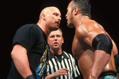 WWE有意打造罗曼与德鲁成为强森与冷石!他们能让WWE再次硬起来吗?
