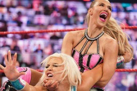 砸出个未来?拉娜赢得RAW女子冠军挑战权,背后藏着多少阴谋论?