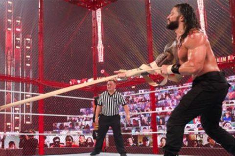 部落酋长殴打裁判现在裁判儿子霸气回复罗曼!