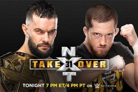 NXT冠军赛提前结束,老芬吐血了!