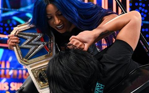 贝莉表示目前也不知道WWE为什么没给他安排狂热大赛37的剧情