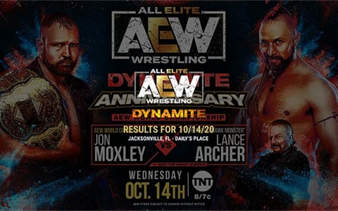 AEW Dynamite 第55期