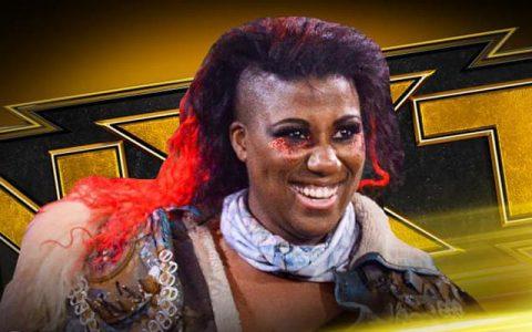 WWE2020NXT第583期