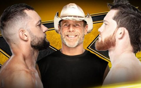 WWE2020NXT第582期
