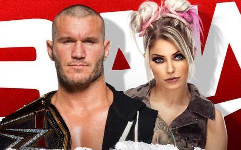 WWE2020RAW第1431期