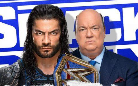 WWE2020SmackDown第1105期