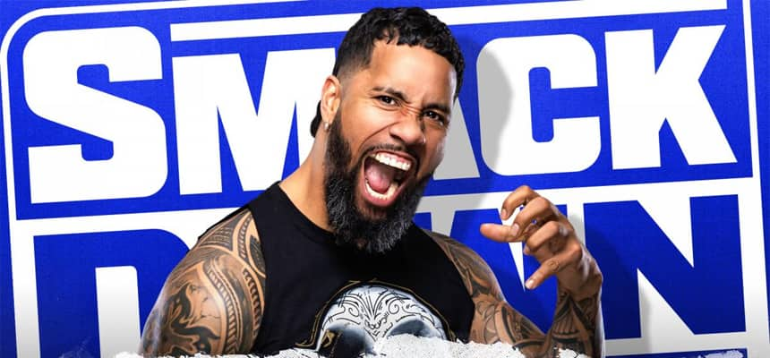 WWE2020SmackDown第1106期