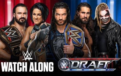 WWE2020大转会后,RAW的所有冠军潜在挑战者被揭露!