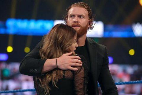 墨菲和亚莉亚最终会在WWE剧情中结婚?